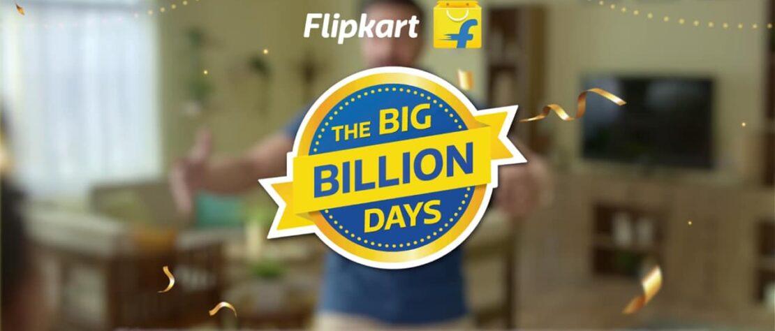 Flipkart Big Billion Days Sales 2021